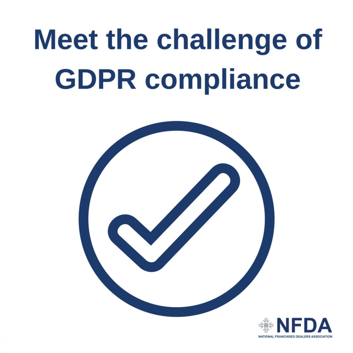 Meet The Challenge Of Gdpr Compliance 1