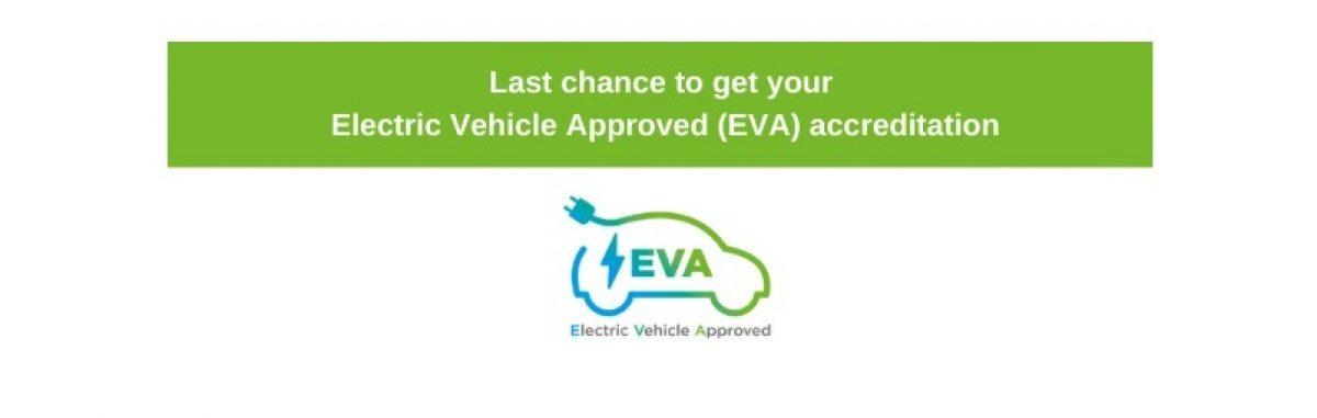 EVA Accreditation