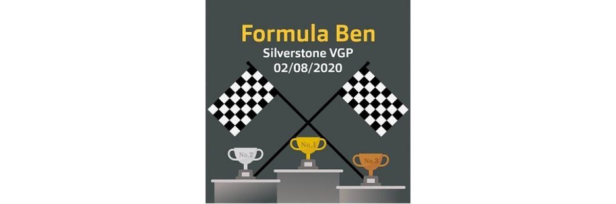Formula Ben Silverstone VGP