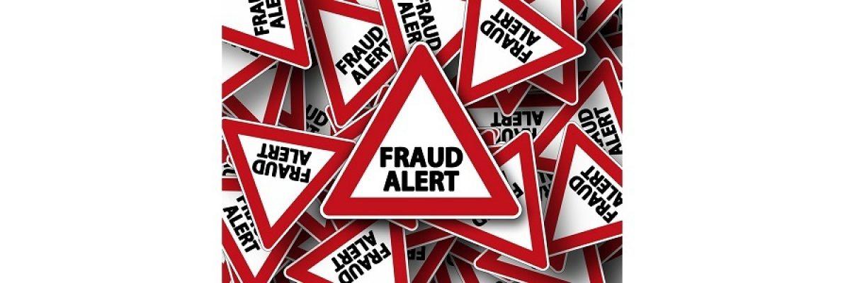 Fraud Alert Large