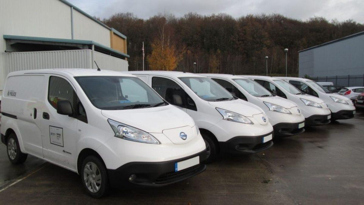 Electric Van Large