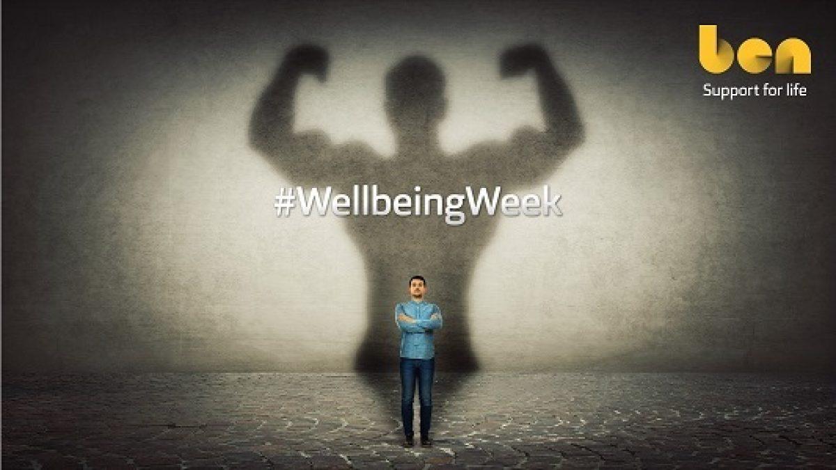 Wellbeing week Twitter image