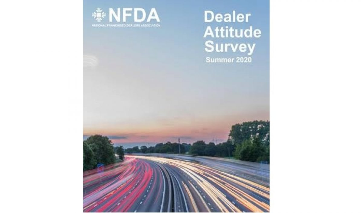 Dealer attitude survey summer 2020